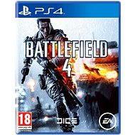 PS4 - Battlefield 4 - Hra na konzolu