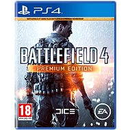 Battlefield 4 Premium Edition - PS4 - Console Game