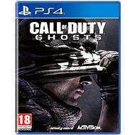 Call Of Duty: Ghosts – PS4 - Hra na konzolu