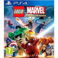 LEGO Marvel Super Heroes - PS4 - Hra na konzolu