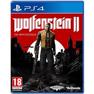 Wolfenstein II: The New Colossus - PS4 - Hra na konzolu