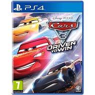 Cars 3: Driven to Win – PS4 - Hra na konzolu