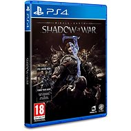Middle-earth: Shadow of War - PS4 - Hra pre konzolu