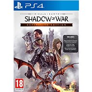 Middle-earth: Shadow of War – Definitive Edition – PS4 - Hra na konzolu