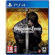 Kingdom Come: Deliverance Špeciálna edícia – PS4 - Hra pre konzolu