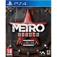 Metro: Exodus - Aurora edition – PS4 - Hra na konzolu