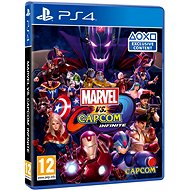 Marvel vs. Capcom: Infinite – PS4 - Hra na konzolu