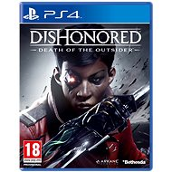 Dishonored: Death of the Outsider - PS4 - Hra na konzolu