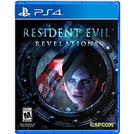 Resident Evil: Revelations - PS4 - Hra pre konzolu