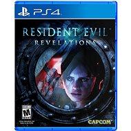 Resident Evil: Revelations - PS4 - Hra na konzolu