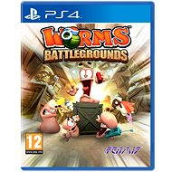 Worms Battlegrounds – PS4 - Hra na konzolu