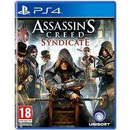 PS4 - Assassin's Creed: Syndicate CZ