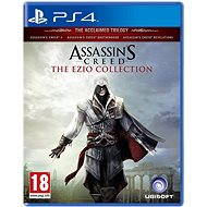 Assassins Creed The Ezio Collection – PS4 - Hra na konzolu