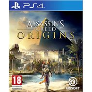 Assassins Creed Origins – PS4 - Hra na konzolu