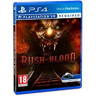 Until Dawn: Rush of Blood – PS4 VR - Hra na konzolu