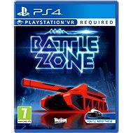 Battlezone – PS4 VR - Hra na konzolu