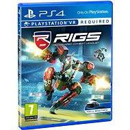 R.I.G.S - PS4 VR - Hra na konzolu