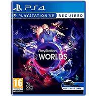 VR Worlds - PS4 VR - Hra pre konzolu