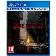 Here They Lie VR – PS4 VR - Hra pre konzolu