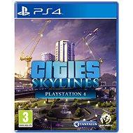 Cities Skylines – PS4 - Hra pre konzolu