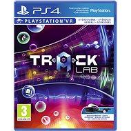 Track Lab – PS4 VR - Hra na konzolu