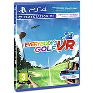 Everybodys Golf VR – PS4 VR - Hra na konzolu
