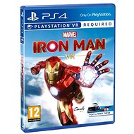 Marvels Iron Man VR – PS4 VR - Hra na konzolu