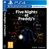 Five Nights at Freddys VR – PS4 VR - Hra na konzolu