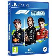 Hra na konzolu F1 2021 – PS4