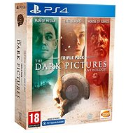 The Dark Pictures Anthology: Triple Pack - PS4 - Console Game