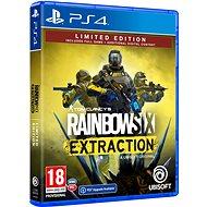 Rainbow Six: Extraction – Limited Edition –PS4 - Hra na konzolu