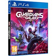 Marvels Guardians of the Galaxy - PS4 - Console Game