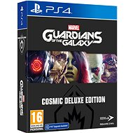 Marvels Guardians of the Galaxy – Cosmic Deluxe Edition – PS4 - Hra na konzolu