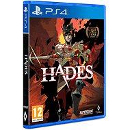 Hades – PS4 - Hra na konzolu