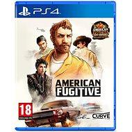 American Fugitive – PS4