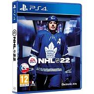 NHL 22 – PS4 - Hra na konzolu