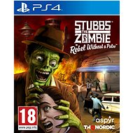 Stubbs the Zombie in Rebel Without a Pulse – PS4