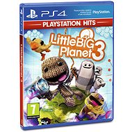 Little Big Planet 3 - PS4 - Hra na konzolu