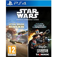 Star Wars Racer and Commando Combo – PS4