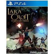 Lara Croft and the Temple of Osiris - Hra na konzolu