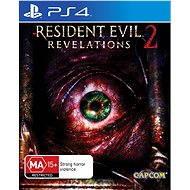 PS4 – Resident Evil Revelations 2 - Hra na konzolu