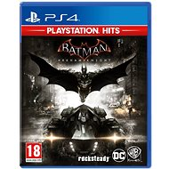PS4 - Batman: Arkham Knight - Hra na konzolu