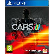 PS4 - Project Cars - Hra na konzolu