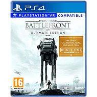 Star Wars: Battlefront Ultimate Edition- PS4 - Hra pre konzolu
