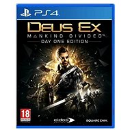Deus Ex: Mankind Divided D1 Edition - PS4 - Hra pre konzolu