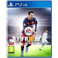 FIFA 16 pre PS4 - Hra na konzolu