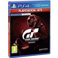 Gran Turismo Sport - PS4 - Hra na konzolu