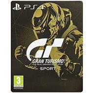 Gran Turismo Sport steelbook - PS4 - Hra pre konzolu