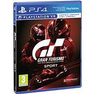 Gran Turismo Sport – Spec II – PS4 - Hra na konzolu