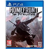 PS4 - Homefront: The Revolution - Hra pre konzolu